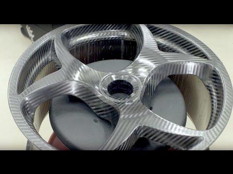 Koenigsegg Regera New Carbon Fiber Wheel Design -- /INSIDE KOENIGSEGG
