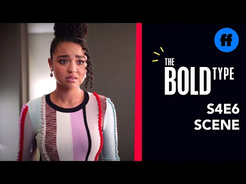 The Bold Type Season 4, Episode 6 | Will Kat Peg Cody? | Freeform