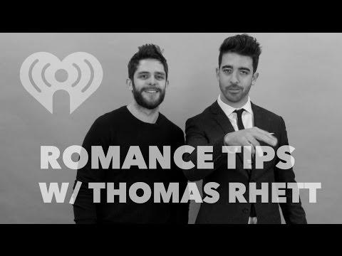 Talking LOVE with Thomas Rhett