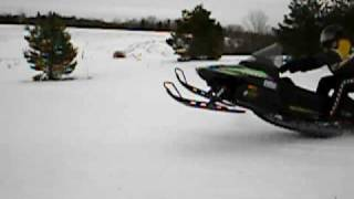 10. 1992 arctic cat prowler lives after 9 years