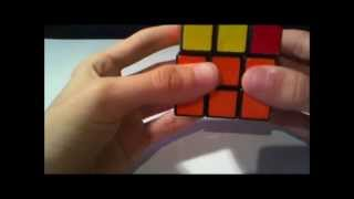 Rubik's cube 3x3 solution