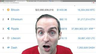 #1 Lesson I Learned Investing in Cryptocurrencies like Bitcoin, Ethereum, and Dash