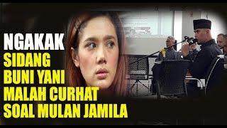Video Di Sidang Buni Yani, Ahmad Dhani Malah Curhat Soal Mulan Jameela MP3, 3GP, MP4, WEBM, AVI, FLV Agustus 2017