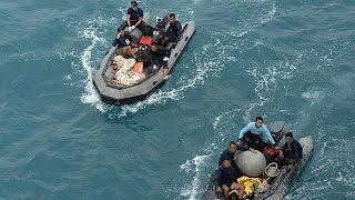 AirAsia uçağının kara kutusundan sinyal alındı