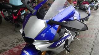 5. 2015 Yamaha YZF-R1:Best Of Start Up And Insanely Exhaust Sound