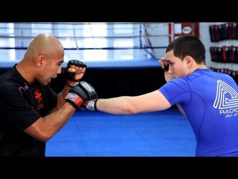 How to Counter the Jab   MMA Fighting