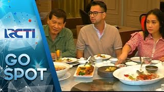 Video GO SPOT - Makan Malam Keluarga Inti Raffi Ahmad [15 Mei 2017] MP3, 3GP, MP4, WEBM, AVI, FLV April 2018