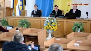 ХVІ сесії Сокальської районної ради ч.4 | Запитання депутатів до О.Пелиха