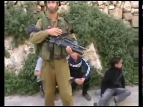 اطفال فلسطين ....رجال في زمن قل فيه الرجال  - محافظة الخليل
