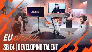 Developing Talent ft. Mac | EUphoria Season 6 Episode 4 by League of Legends Esports