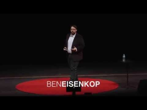 "Alternative futures of science funding: Ben ""Unidan"" Eisenkop at TEDxBinghamtonUniversity"