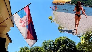 IN ENGLISH *** I always go to Serbia during the summer, because all my relatives live there. Only me and my brother are born...