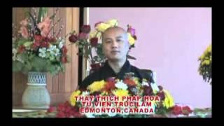 Thầy Thích Pháp Hòa - Bốn Pháp Sanh Phước_clip4/6