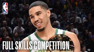 Video 2019 NBA Taco Bell Skills Competition | 2019 NBA All-Star MP3, 3GP, MP4, WEBM, AVI, FLV September 2019