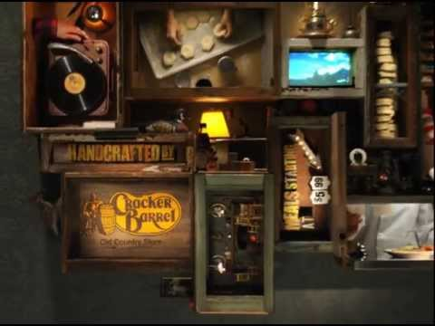 Cracker Barrel Commercial (2011 - 2012) (Television Commercial)
