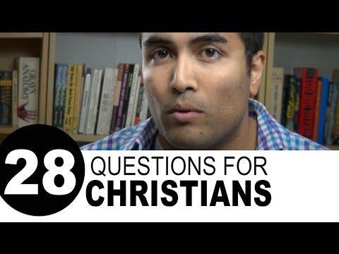 28 Questions For Christians Who Still Oppose Gay Marriage