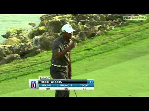 Tiger Woods highlights from the 2012 Arnold Palmer Invitational