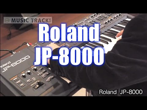roland - DEMO by Katsunori UJIIE Facebook: Like me please! https://www.facebook.com/musictrack.jp English subtitle available. You can push CC. musics: http://musictra...