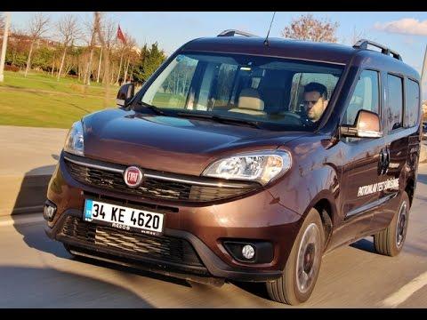 Fiat Doblo 2015 Testi