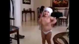 Funny Kid Dancing Video