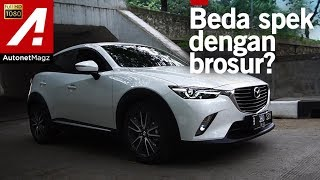 Video Mazda CX-3 review & test drive by AutonetMagz MP3, 3GP, MP4, WEBM, AVI, FLV Desember 2017