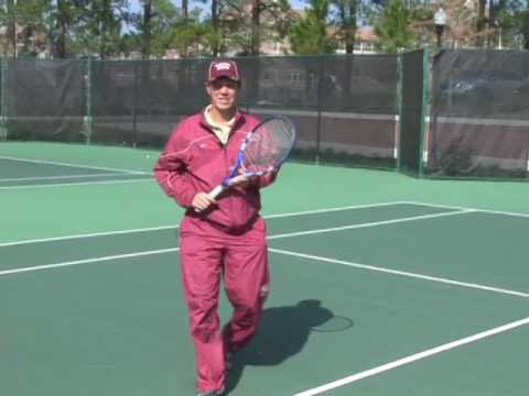 Tennis Tip: Using The Converging Drill to Warm Up Before Your Doubles Match