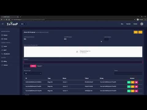 IoTaaP Group OTA Update