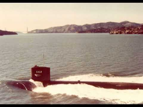 USNM Interview of Gerald Cartwright Part Seven Service on the USS Gurnard SSN 662