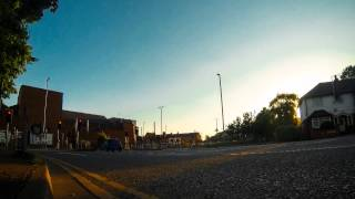 Mansfield United Kingdom  City pictures : Gopro Hero 3 timelapse test (Mansfield, UK)