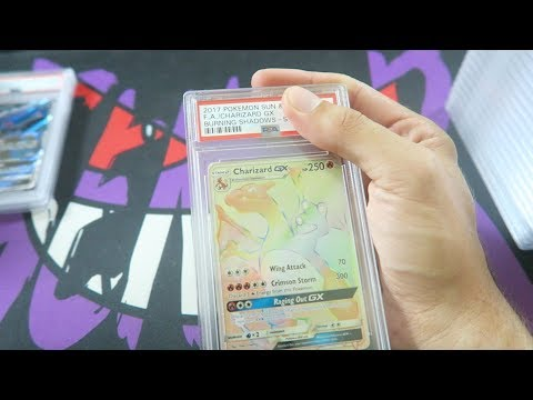 $900 CARD?! BURNING SHADOWS PERFECT GEM MINT 10 RETURNS!!   PSA GRADED POKEMON CARD RETURNS #11