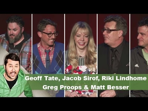 Geoff Tate, Jacob Sirof, Riki Lindhome, Greg Proops & Matt Besser | Getting Doug with High