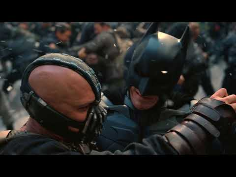 The Dark Knight Rises (2012) - Bane vs Batman | Final Fight
