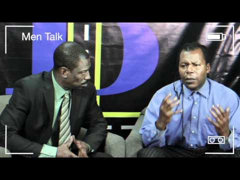 Men Talk discusses child support with comedian Tyler Craig part 1