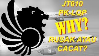 Video Tragedi JT610 PK-LQP: Pesawat Rusak atau Pesawat Cacat? MP3, 3GP, MP4, WEBM, AVI, FLV Desember 2018