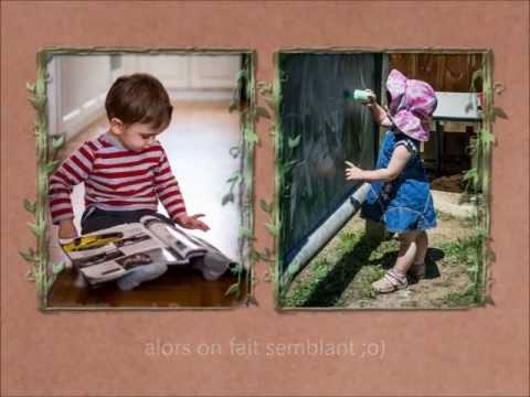 [Photos] Petit livre de souvenirs animé.