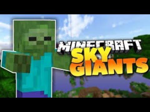 Minecraft:Sky Giants