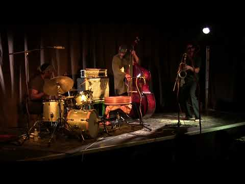 JOHN DIKEMAN / WILLIAM PARKER / HAMID DRAKE (USA) - live @ Gromka 09.09.2017 online metal music video by JOHN DIKEMAN