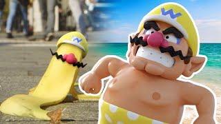 Super WARIO Odyssey!! (Super Mario Odyssey Parody)