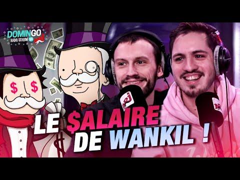 LE SALAIRE DE WANKIL STUDIO RÉVÉLÉ !
