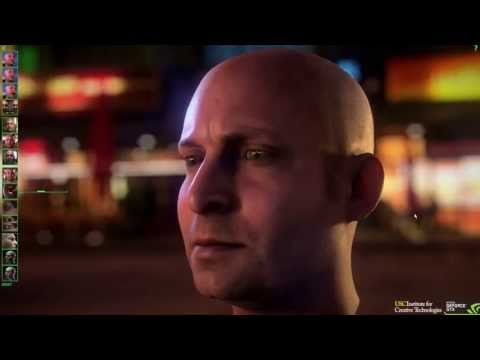 IRA. - This techdemo, in my honest opinion, definitely takes it up a notch compared to Quantic Dream's