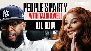 Talib Kweli And Lil Kim Talk Her Bars, Biggie, Diddy, Censorship, & Marmalade | People's Party