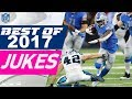 Best Jukes, Spins, n Elusive Moves of the 2017 Season! | NFL Highlights