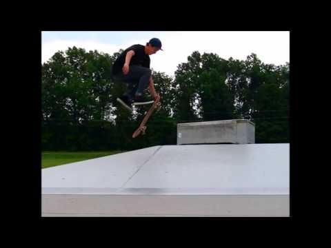 MAKEBELIEVE skateboarding- CARTERVILLE SKATEPARK EDIT
