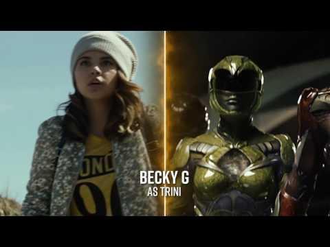 Power Rangers 2017 Fan-Made Opening ( nhạc cũ kết hợp trailer mới chất quá :v )