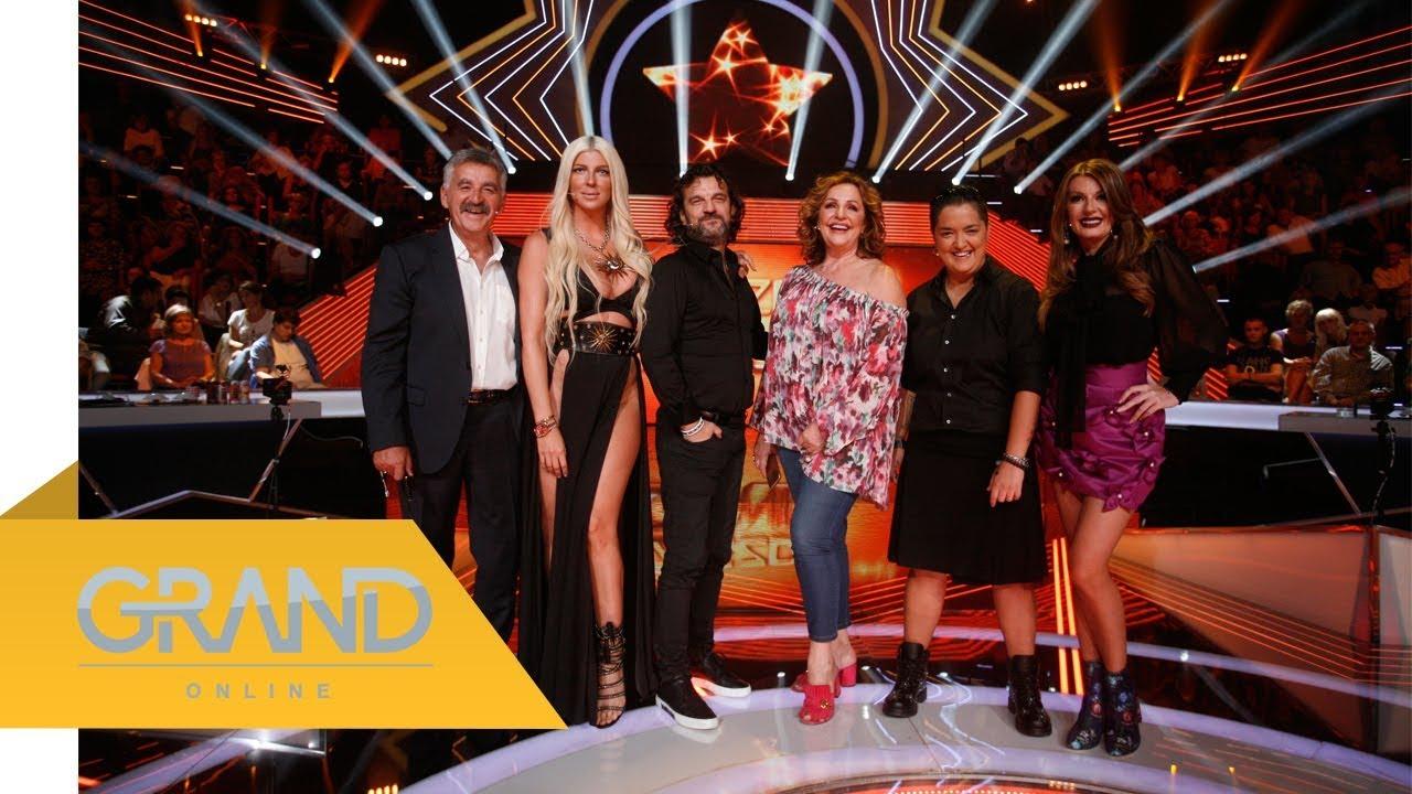NOVE ZVEZDE GRANDA 2017 – 2018: Prva emisija – 30. 09. – najava