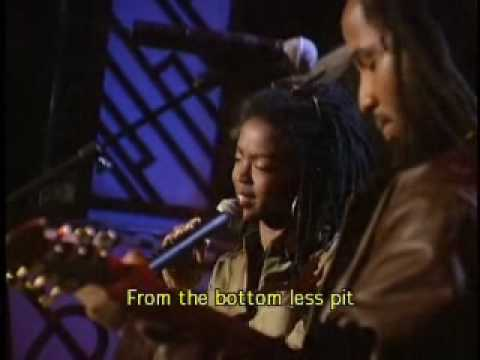 Video Lauryn Hill feat. Ziggy Marley - Redemption Song download in MP3, 3GP, MP4, WEBM, AVI, FLV January 2017