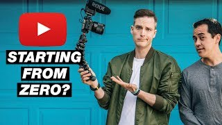 Video How to Start and Grow Your YouTube Channel from Zero — 7 Tips MP3, 3GP, MP4, WEBM, AVI, FLV Agustus 2018