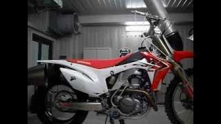 3. TERMIGNONI - Honda CRF 450 2013 Dyno Test