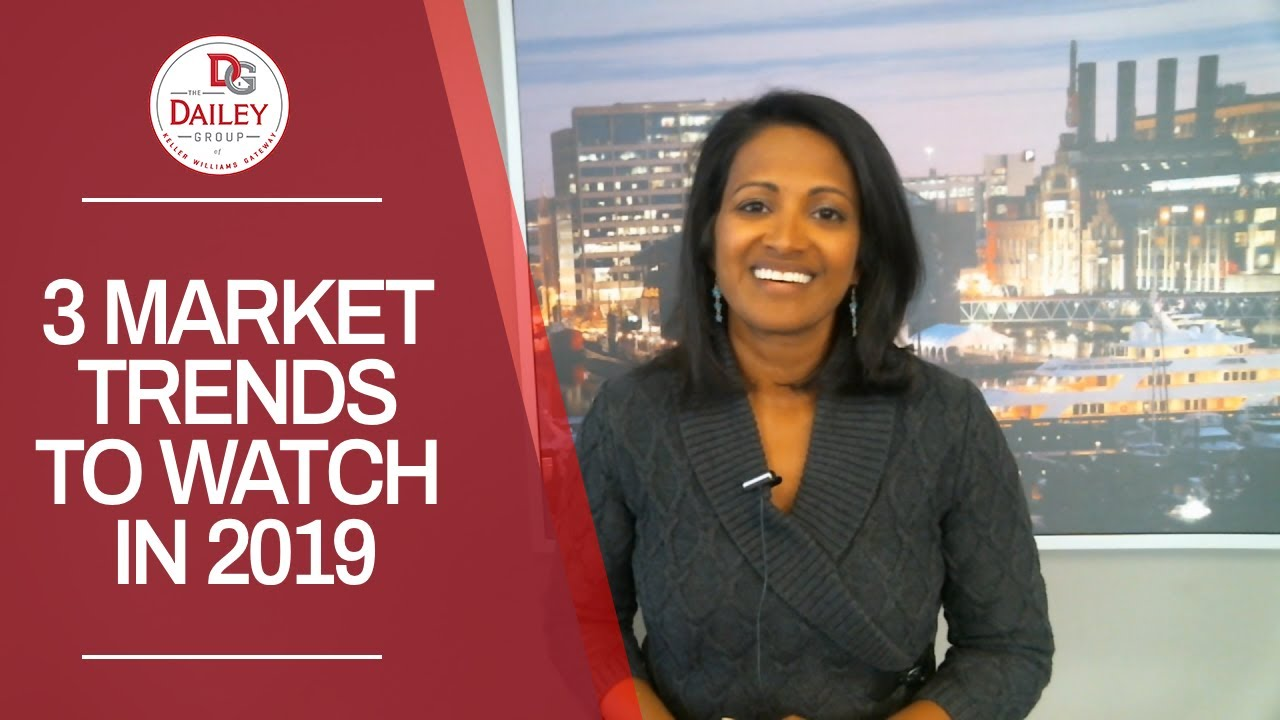 3 Market Trends Buyers and Sellers Should Watch in 2019