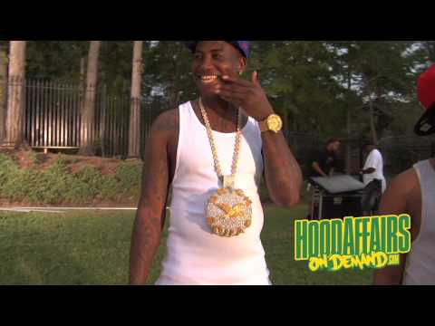 Gucci Mane - Wasted (remix) behind the scenes